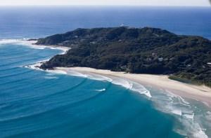 Byron Bay - airshot