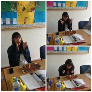 Akane's Birthday