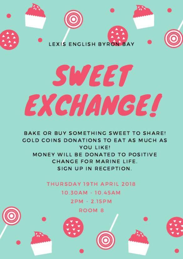 Sweet Exchange
