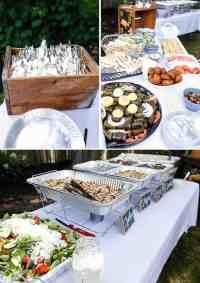 Our Backyard Engagement Party - Lexi's Clean Kitchen