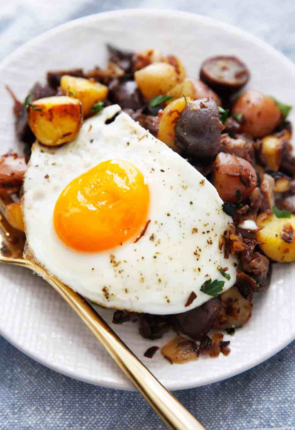 Lexi's Clean Kitchen | Easy Corned Beef Hash