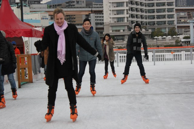 Lexis Japan Ice Skating 2