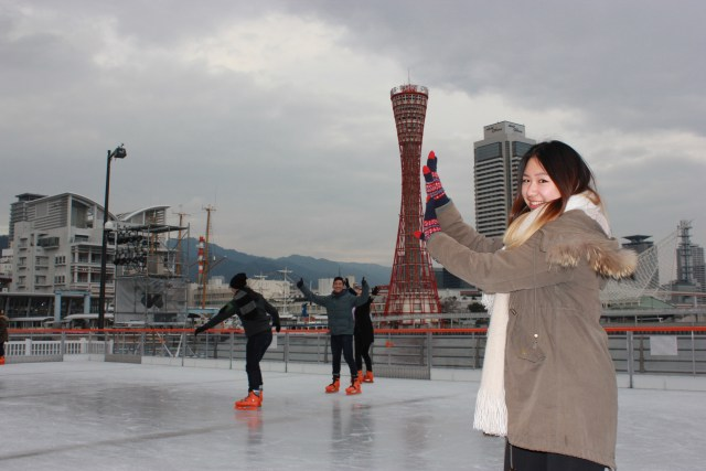 Lexis Japan Ice Skating 7