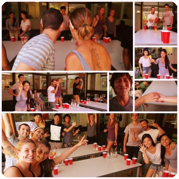lexis beer pong