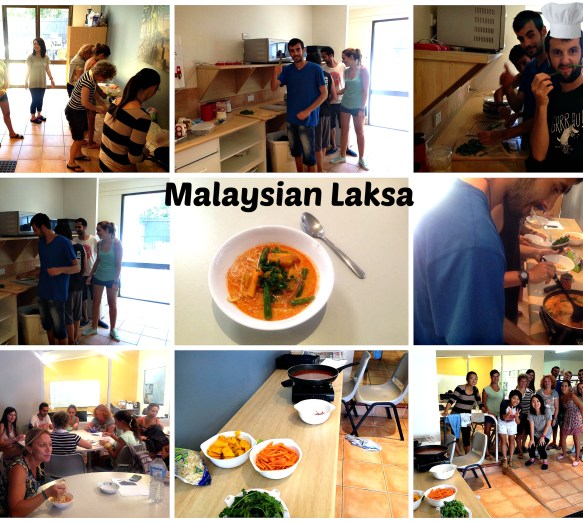 Malay laksa