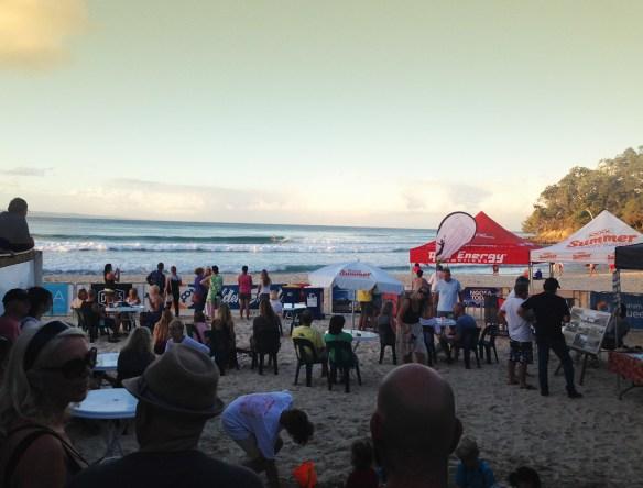 Noosa surfing fest