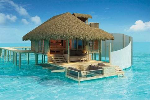 ocean beach house