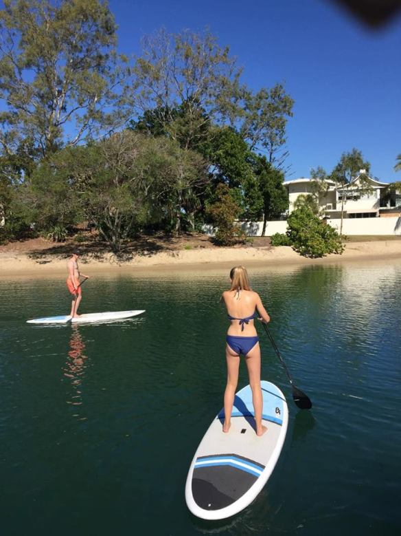 Stand up paddle2