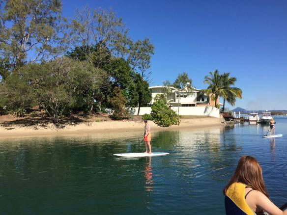 Stand up paddle5