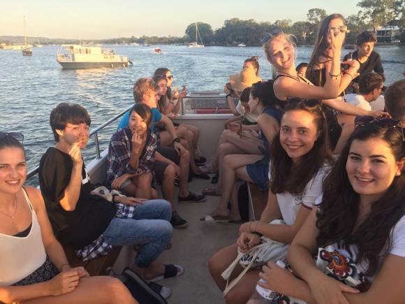 Cambridge Cruise 5