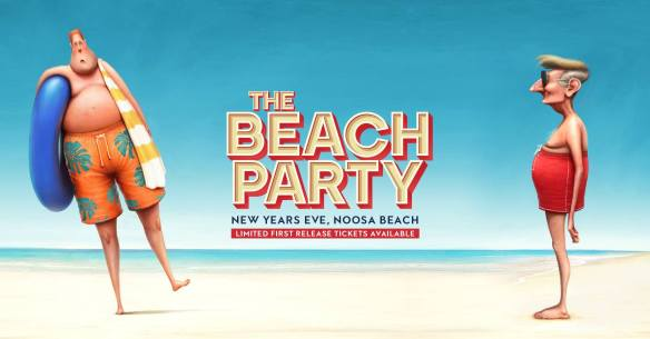 Noosa Beach Party