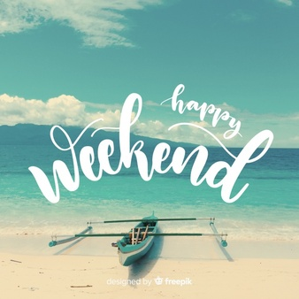 Happy Weekend 2
