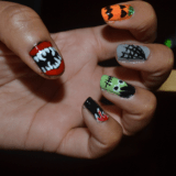 Monday Mani Muse- Halloween!