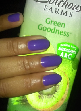 Monday Mani Muse- My Favorite Color PURPLE