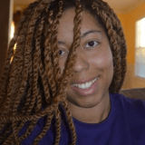 My New Protective Style- Twists With Marley Hair
