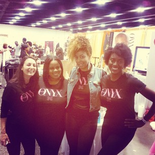 We Are Onyx + Hair Show Recap (Pics)