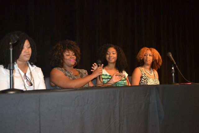 Carol's Daughter Healthy Hair Tour Clark Atlanta University Recap!