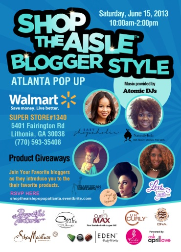 Join Us 6/15 For Shop The Aisle In Lithonia!
