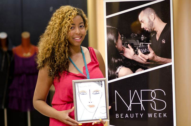 Afternoon Of Beauty With NARS Recap!