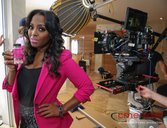 Hairfinity's New Brand Ambassador Keshia Knight-Pulliam