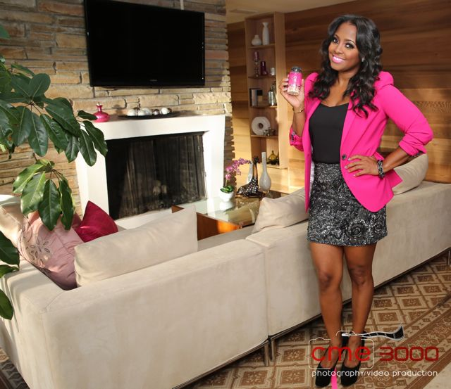 Keshia Knight Pulliam HAIRFINITY 007 CME 3000 _Sept2013