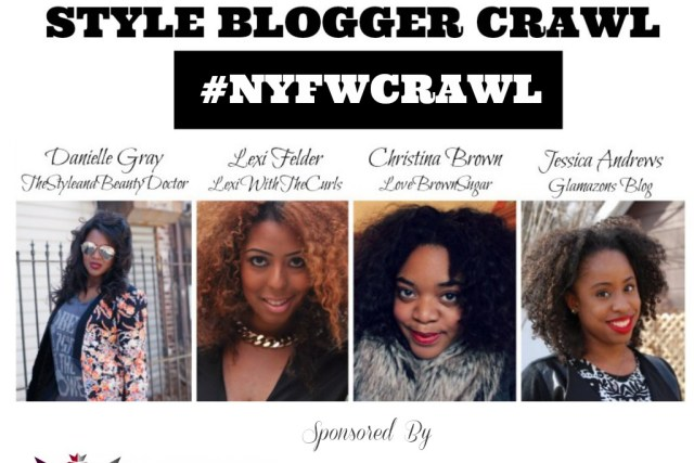 Woop Woop! Ready for the #NYFWcrawl !?!