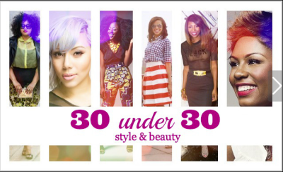 I'm Featured On HelloBeautiful's '30 Under 30′
