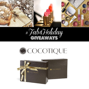 Day 2- Win a 3 Month Subscription To Cocotique