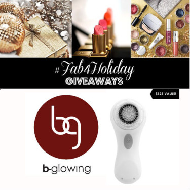 Day 13- Win A Clarisonic Mia From B-Glowing