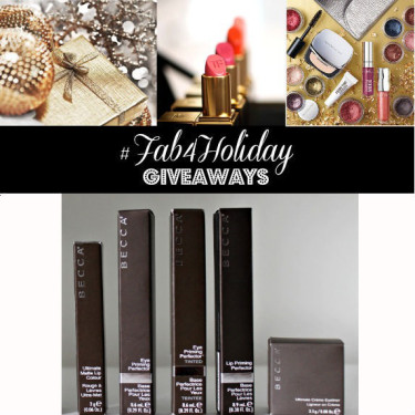 Day 21: Win Eye & Lip Beauty Gift From Becca Cosmetics
