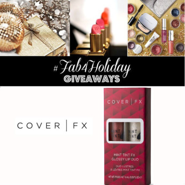 Day 15: Win Cover FX MintTint Duos!!
