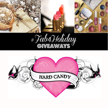 Day 11: Win A Gift Set From Hard Candy  (Nails, Makeup, Clothing)