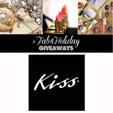 Day 8 – Win A KISS Beauty Set (Hair, Lashes &  Nails)