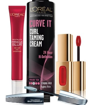 Spring Beauty Look With Walgreens -Feat L'Oreal
