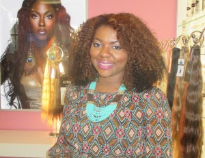 #CurlFriends Indique Extensions Event Recap