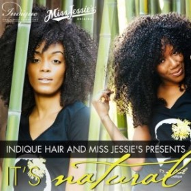 Indique Hair x Miss Jessies= Fab Protective Styling!! (Plus Tips)