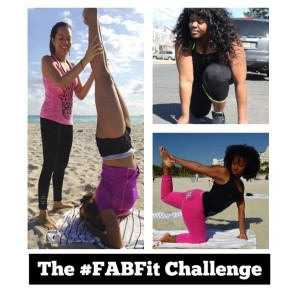 #FABFit  Fitness Challenge 1 : Cleanse