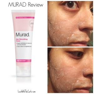 My Skin Revelation + MURAD Skin Smoothing Polish Review
