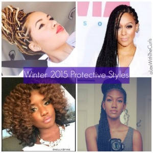 Protective Styles: Faux Locs, Twists, Braids & More