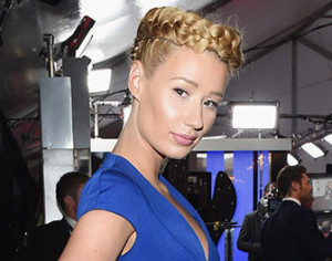 Get The Look: Iggy Azalea's Braided Crown From Ursula Stephen