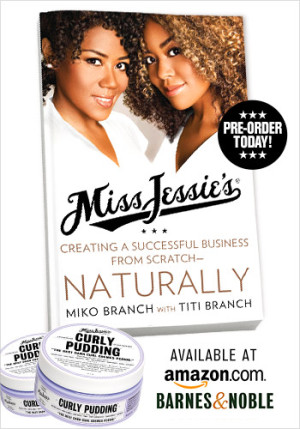 New Book- Miss Jessie's: Creating a Successful Business from Scratch, Naturally.