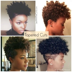 It's Time For A Hair Cut… Tapered Cuts