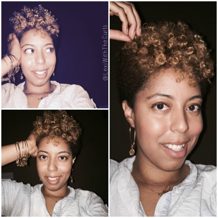 My New Tapered Hair Cut Review From Loop Salon Atlanta