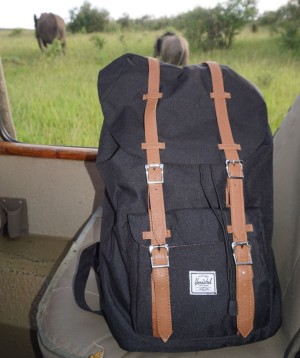 #TravelThursday Why My Herschel Supply Little America Backpack Rules!