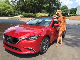 Lexi Test Drives: 2016 Mazda 6