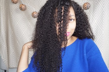 Preview: Texture Crush's Coil Crush Lace Front Wig