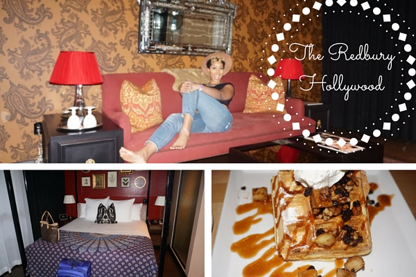 #TravelThursday Hollywood's The Redbury Hotel Review