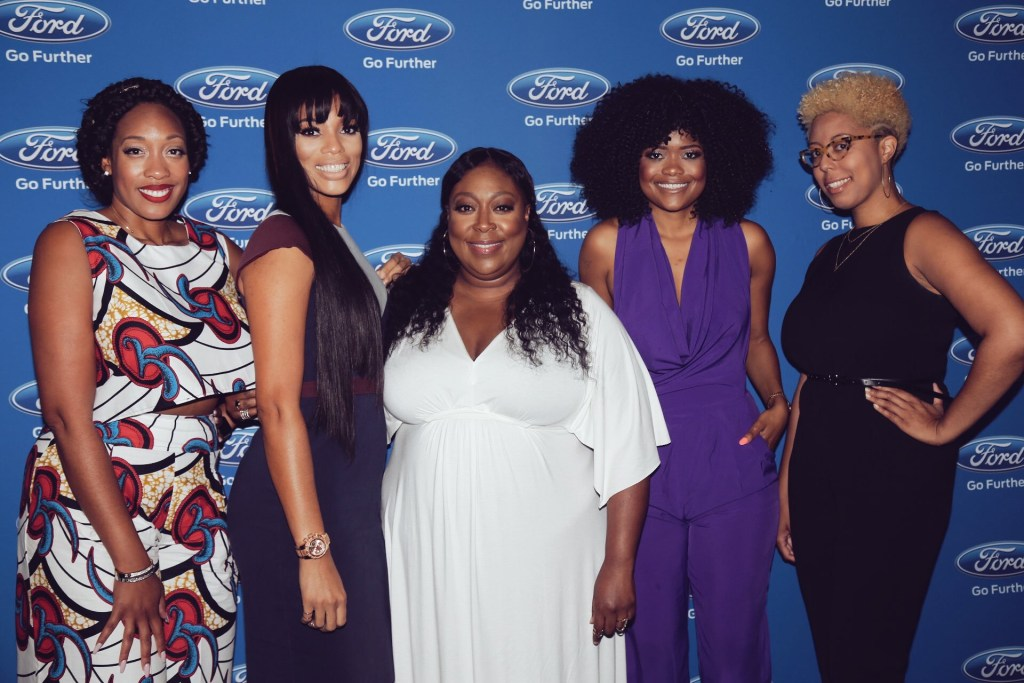My @Ford Experience Part 2: The Go Further Panel & Mardi Gras World #MyFordFam