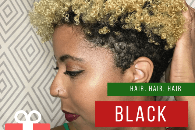 Natural Hair Black Friday Deals