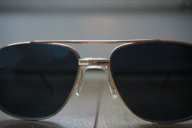 Retro Style Aviator Prescription Sunnies From GlassesUSA.com
